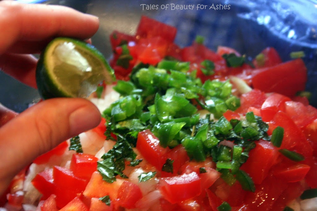 Pico De Gallo or Rooster's Beak - Tales of Beauty for Ashes
