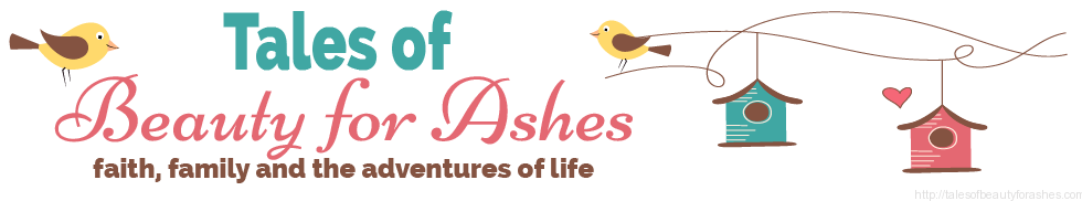 Tales of Beauty for Ashes